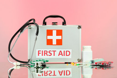 First Aid / First Response / Accident Remedy Kit