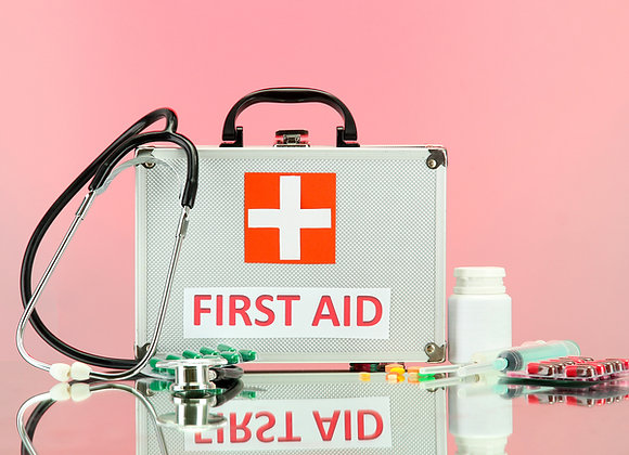 Heartsaver CPR/AED or First Aid Skills Session/Click Here to Register