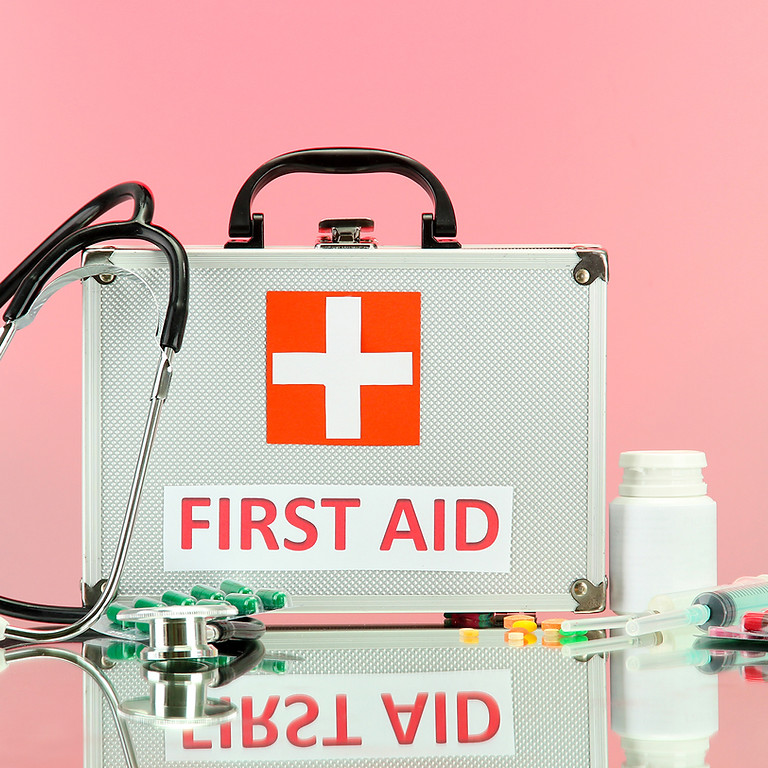 First Aid Course - November