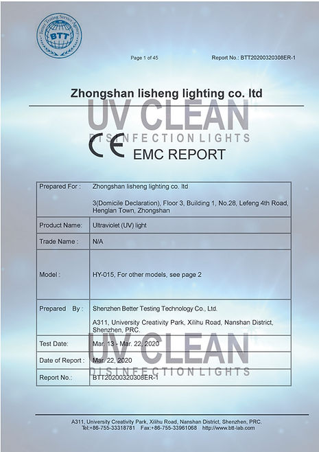 UV Lamp EMC Report.jpg