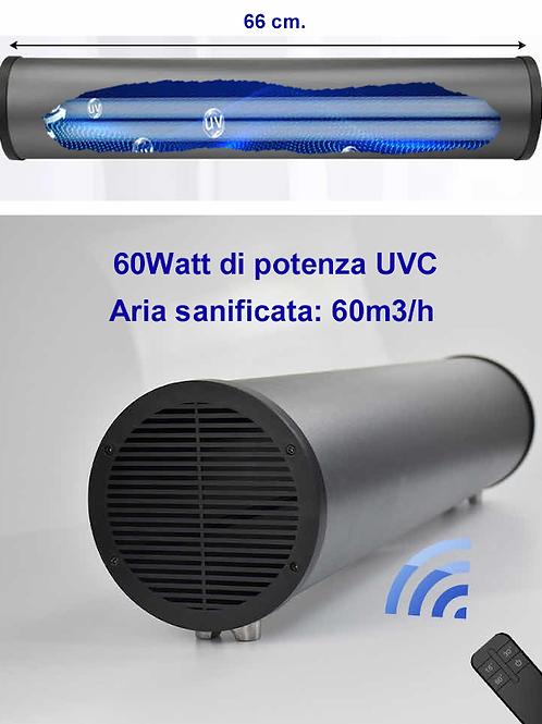 Sanificatore Aria UVC 60W