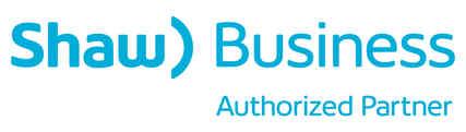 Shaw Business - Authorized Partner Logo