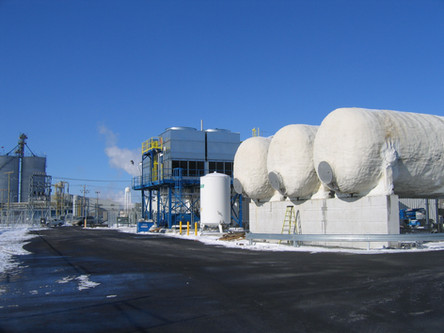 Cooling Tower Installation- Praxair