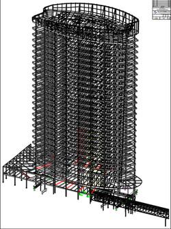 Isometric 3D Model