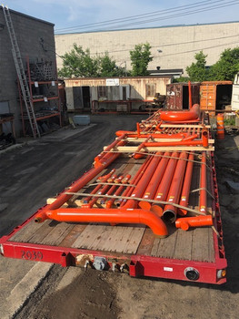 Piping Fabrication, Testing, Painting - QIT