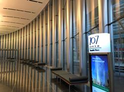 Interior Oval Columns