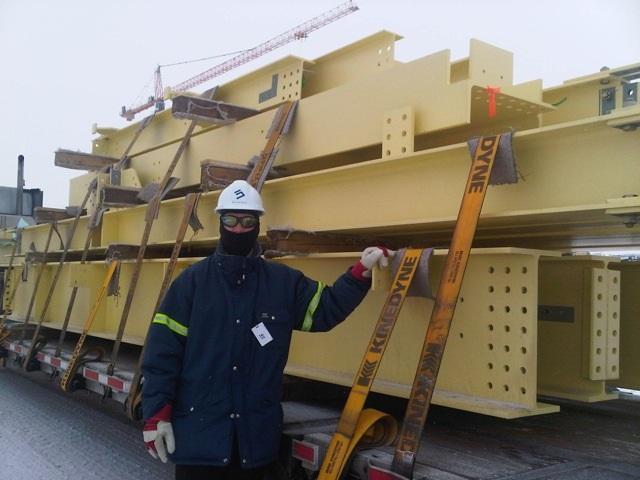 SeaCan Unloading