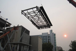 Roof Truss Assembly