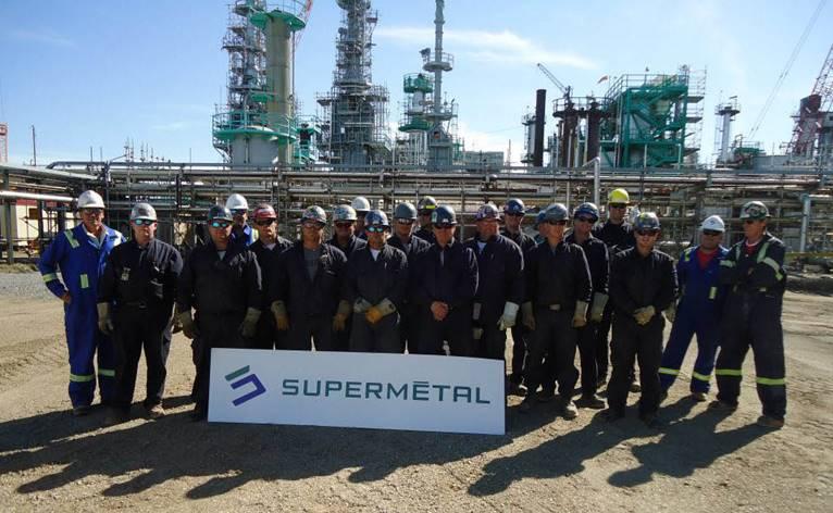 CCRL Supermetal Team