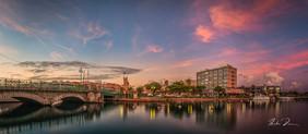 Bridgetown Sunset