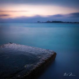 Bay In Blue