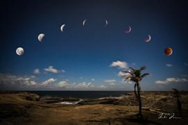 Little Bay Lunar Eclipse