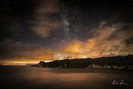 Milkyway Over Cove Bay