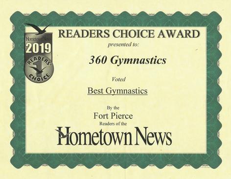 2019 Best Gymnastics - Fort Pierce