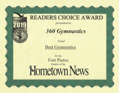 2019 Best Gymnastics - Fort Pierce