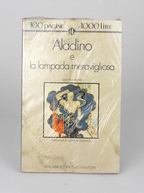 """BOOKS Tascabili Newton N°107 """"ALADINO e la lampada meravigliosa"""""""