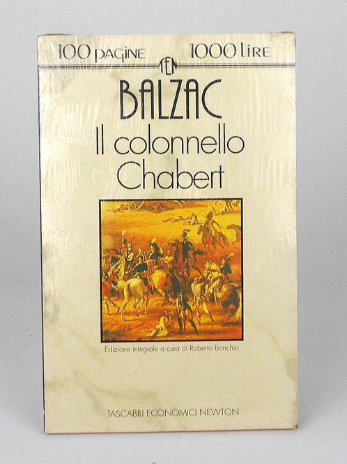 """BOOKS Tascabili Newton n°196 """"BALZAC - Il colonnello Chabert"""""""