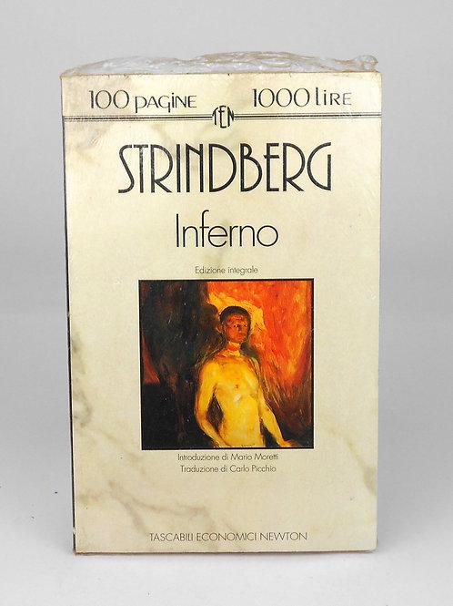 "BOOKS Tascabili Newton n°151 ""STRIDBERG - Inferno"""