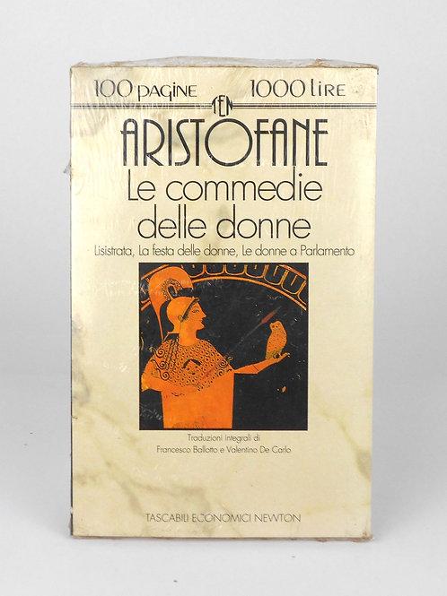 "BOOKS Tascabili Newton N°145 ""ARISTOFANE - Le commedie delle donne"""