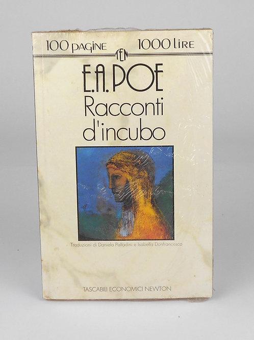 """BOOKS Tascabili Newton n°30 """"E.A. POE - Racconti d'incubo"""""""""""""""
