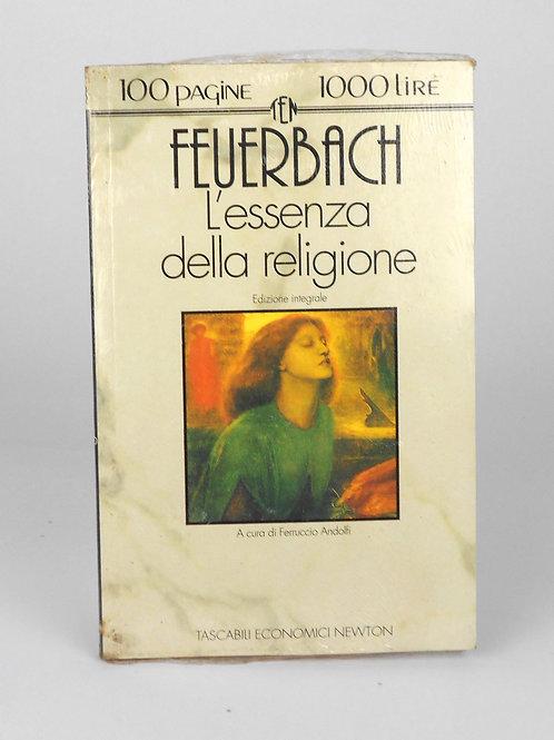 """BOOKS Tascabili Newton N°158 """"FEUERBACH - L'essenza della religione"""""""