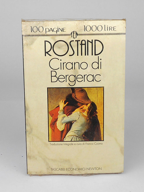"BOOKS Tascabili Newton n°45 ""ROSTAND - Cirano di Bergerac"""