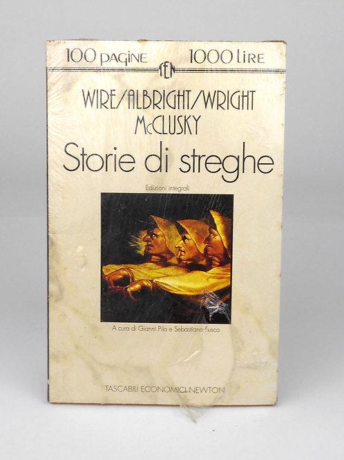 "BOOKS Tascabili Newton n°174 ""Storie di streghe"""