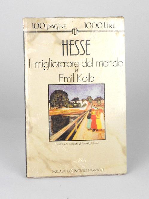 """BOOKS Tascabili Newton N°73 """"HESSE - Il miglioratore del mondo"""""""