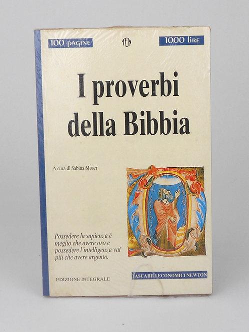 """BOOKS Tascabili Newton n°213 """"I proverbi della Bibbia"""""""