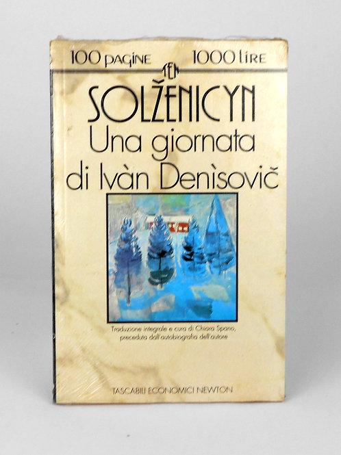 "BOOKS Tascabili Newton N°90 ""SOLZENICYN - Una giornata di Ivan Denisovic"""