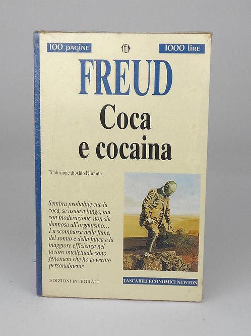 """BOOKS Tascabili Newton n°224 """"FREUD - Coca a cocaina"""""""