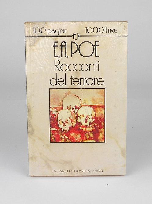 """BOOKS Tascabili Newton n°18 """"E.A. POE - Racconti del terrore"""""""