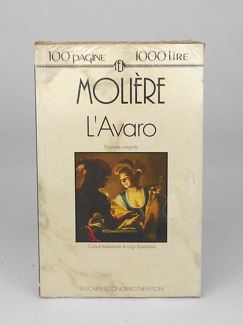 "BOOKS Tascabili Newton n°168 ""MOLIERE - L'Avaro"""