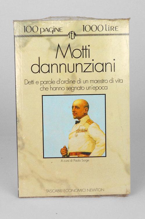 "BOOKS Tascabili Newton N°162 ""Motti Dannunziani"""