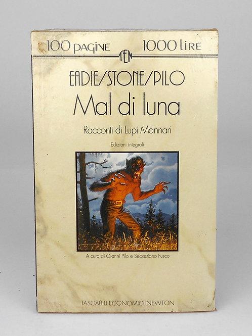 """BOOKS Tascabili Newton n°190 """"Mal di luna"""""""