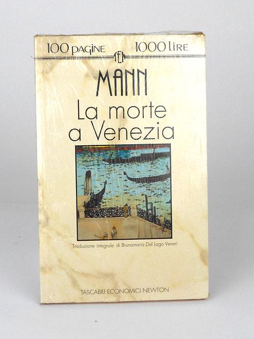 "BOOKS Tascabili Newton n°12 ""MANN - La morte a Venezia"""