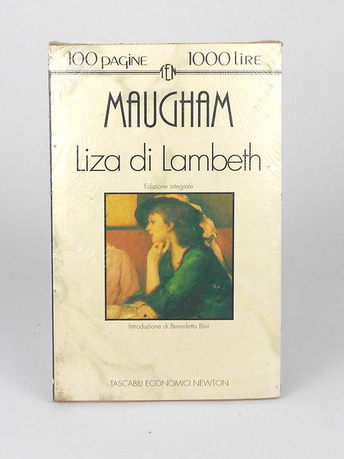 "BOOKS Tascabili Newton n°193 ""MAUGHAM - Liza di Lamberth"""