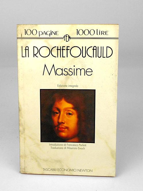 "BOOKS Tascabili Newton n°64 ""ROCHEFOUCAULD - Massime"""