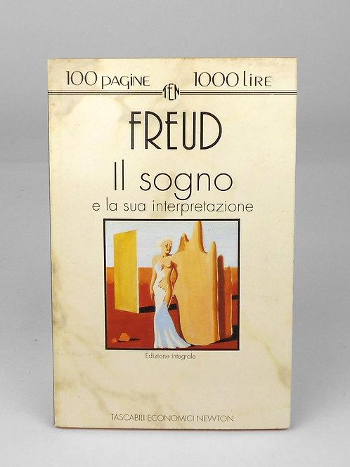 "BOOKS Tascabili Newton n°1 ""FREUD-Il Sogno"""