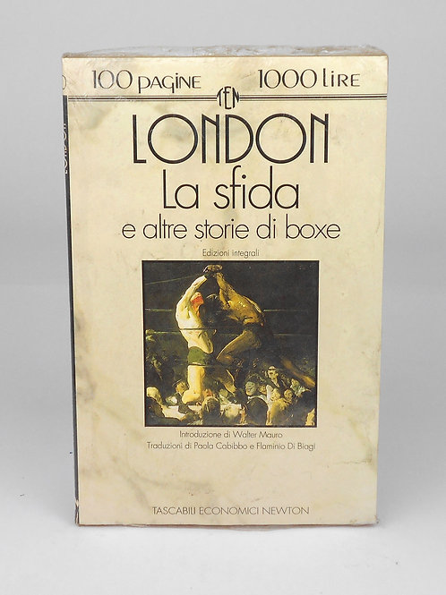 "BOOKS Tascabili Newton n°160 ""LONDON - La sfida"""