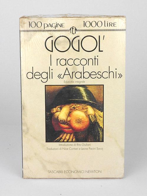 "BOOKS Tascabili Newton N°164 ""GOGOL - i racconti degli ""Arabeschi"""