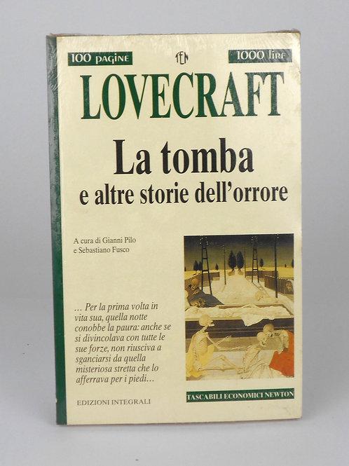 "BOOKS Tascabili Newton n°209 ""LOVECRAFT - La tomba"""