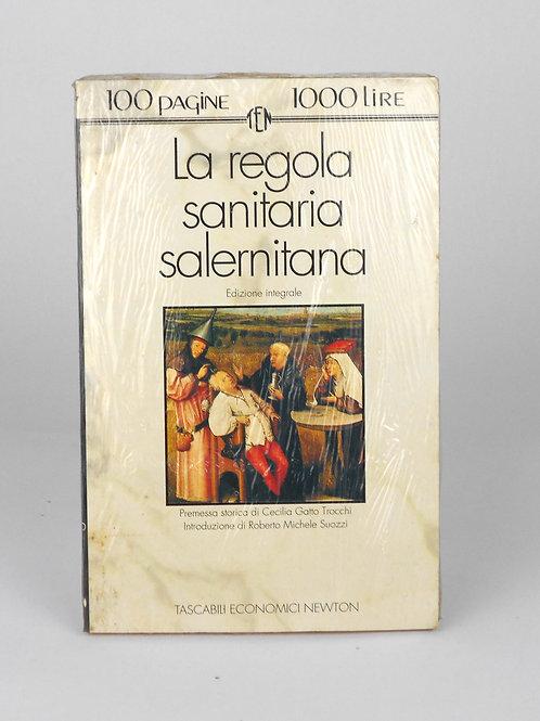 "BOOKS Tascabili Newton N°37 ""LA REGOLA SANITARIA SALERNITANA"""