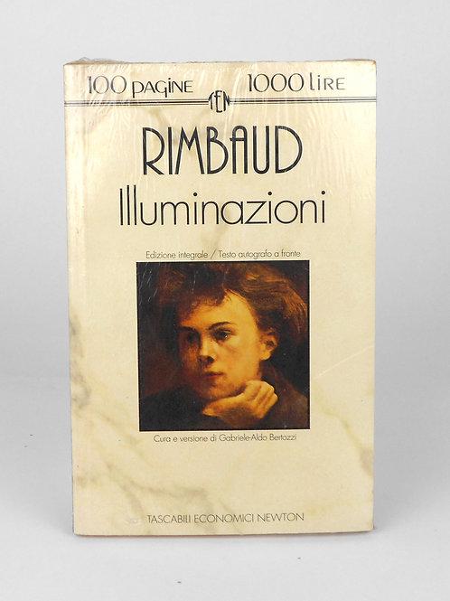 "BOOKS Tascabili Newton n°191 ""RIMBAUD - Illuminazioni"""