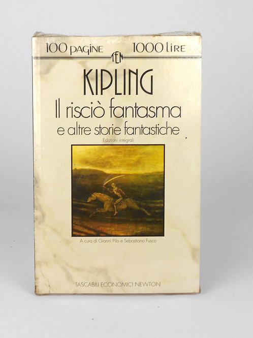 "BOOKS Tascabili Newton N°165 ""KIPLING - Il risciò fantasma"""