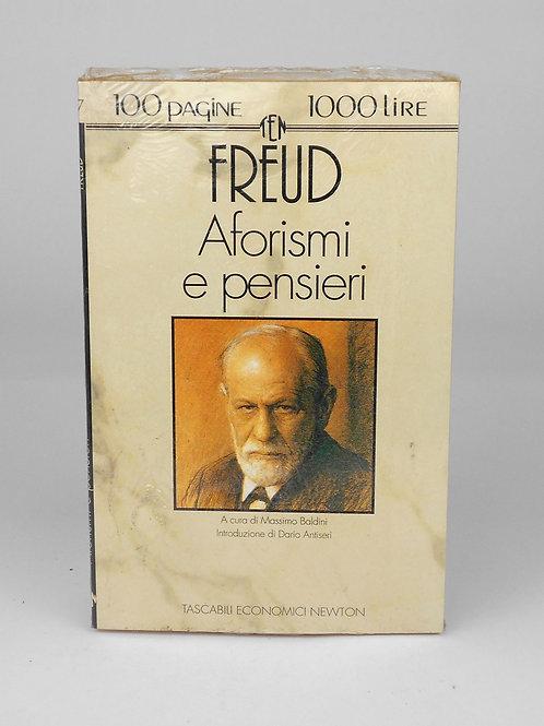 "BOOKS Tascabili Newton n°187 ""FREUD - Aforismi"""