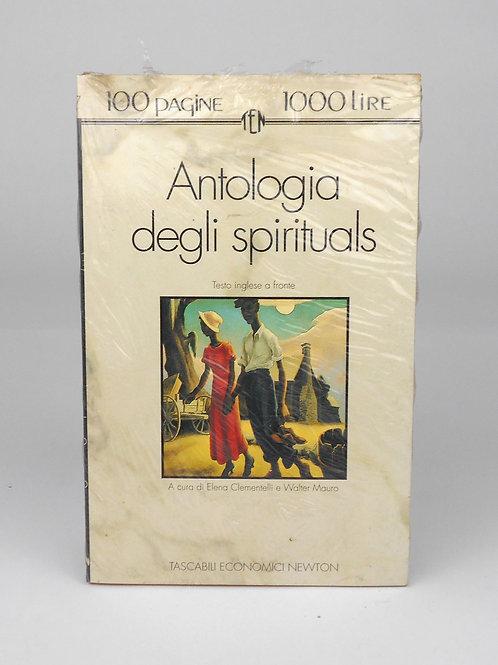 """BOOKS Tascabili Newton n°197 """"Antologia degli spirituals"""""""
