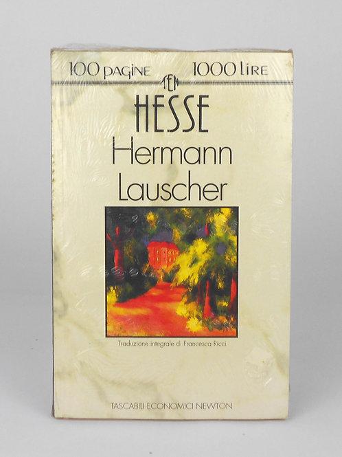 "BOOKS Tascabili Newton N°52 ""HESSE - Hermann Lauscher"""