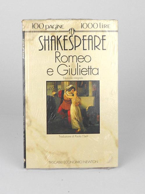 "BOOKS Tascabili Newton N°20 ""SHAKESPEARE - Romeo e Giulietta"""