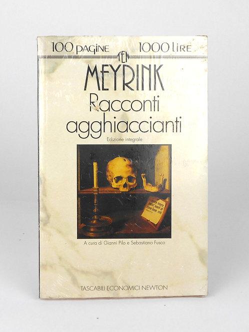 "BOOKS Tascabili Newton N°104 ""MEYRINK - Racconti agghiaccianti"""